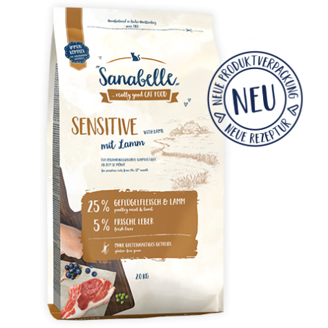 SANABELLE SENSITIVE LAMM